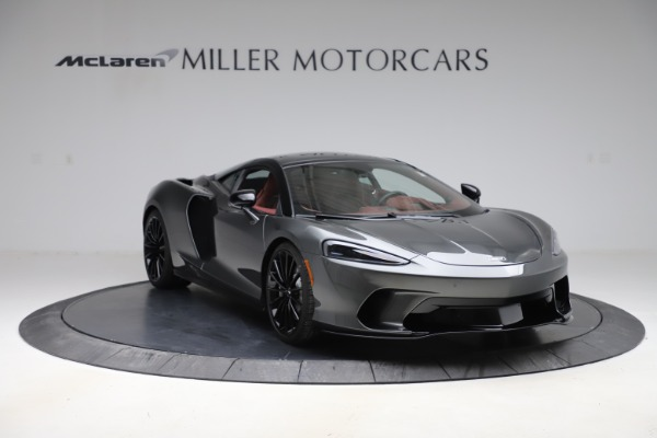New 2020 McLaren GT Coupe for sale $247,275 at Maserati of Westport in Westport CT 06880 10