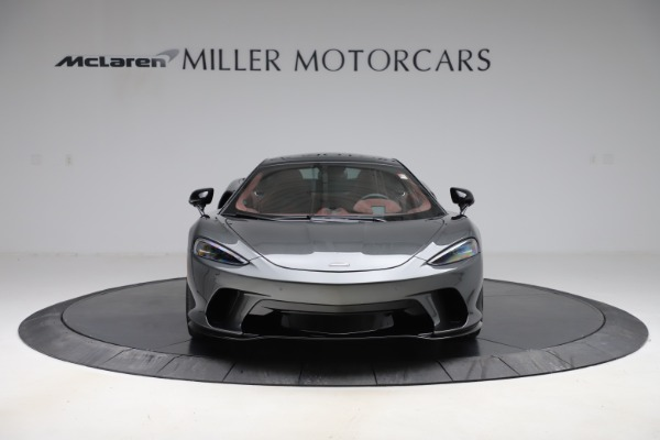 New 2020 McLaren GT Coupe for sale $247,275 at Maserati of Westport in Westport CT 06880 11