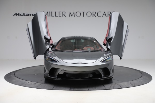 New 2020 McLaren GT Coupe for sale $247,275 at Maserati of Westport in Westport CT 06880 12