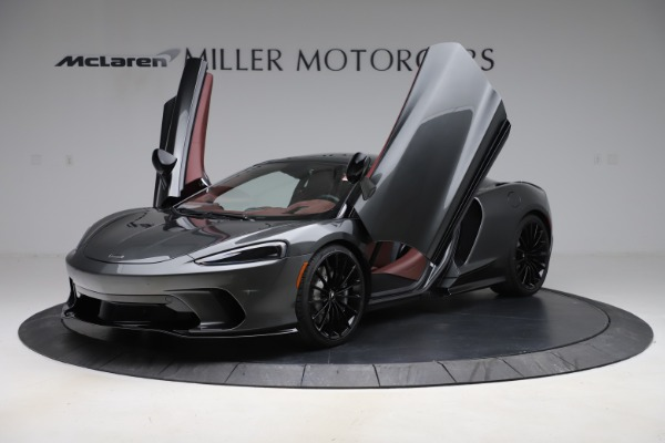 New 2020 McLaren GT Coupe for sale $247,275 at Maserati of Westport in Westport CT 06880 13