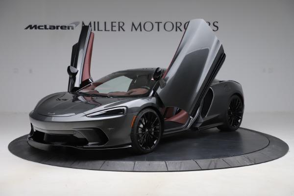New 2020 McLaren GT Pioneer for sale $247,275 at Maserati of Westport in Westport CT 06880 13