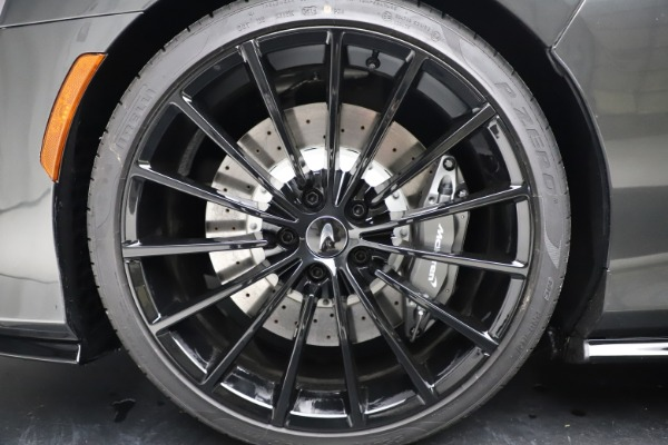 New 2020 McLaren GT Pioneer for sale $247,275 at Maserati of Westport in Westport CT 06880 14