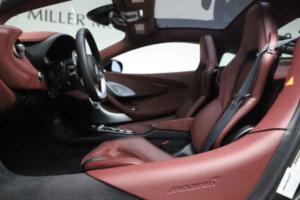 New 2020 McLaren GT Coupe for sale $247,275 at Maserati of Westport in Westport CT 06880 16