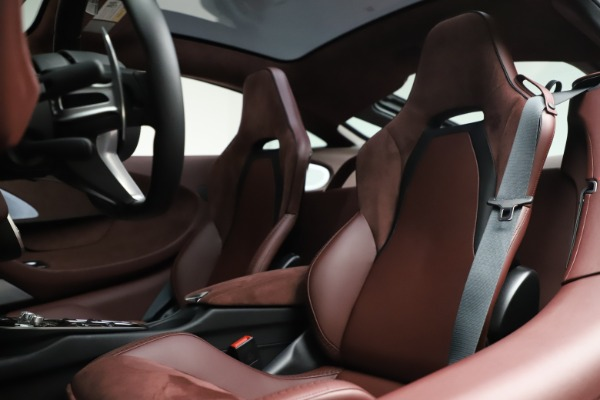 New 2020 McLaren GT Coupe for sale $247,275 at Maserati of Westport in Westport CT 06880 17