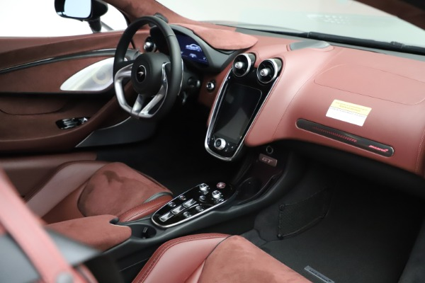New 2020 McLaren GT Coupe for sale $247,275 at Maserati of Westport in Westport CT 06880 18