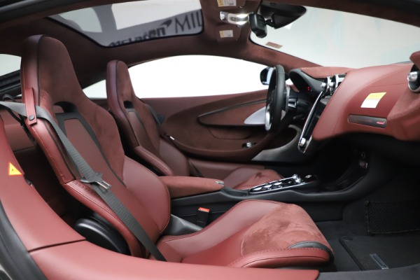 New 2020 McLaren GT Coupe for sale $247,275 at Maserati of Westport in Westport CT 06880 19