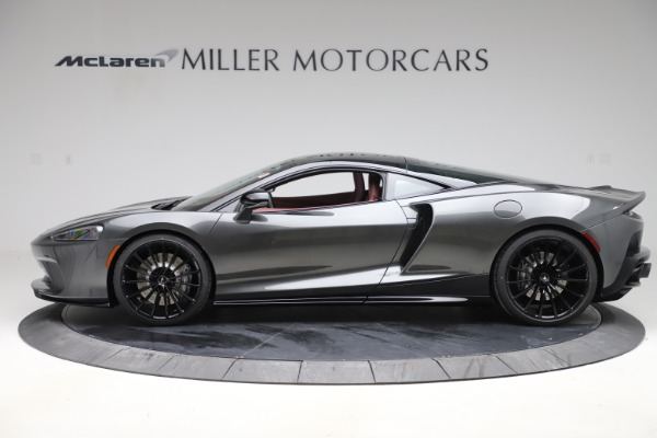 New 2020 McLaren GT Coupe for sale $247,275 at Maserati of Westport in Westport CT 06880 2