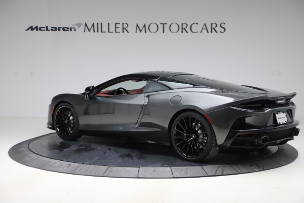 New 2020 McLaren GT Coupe for sale $247,275 at Maserati of Westport in Westport CT 06880 3