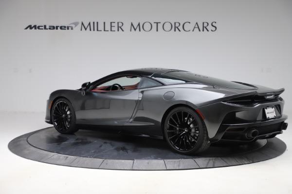 New 2020 McLaren GT Pioneer for sale $247,275 at Maserati of Westport in Westport CT 06880 3