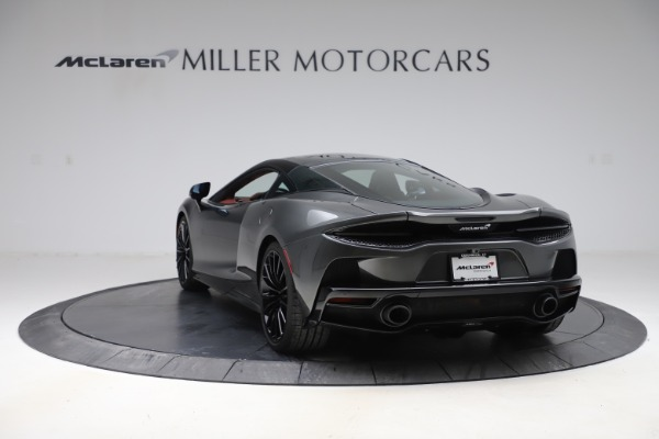New 2020 McLaren GT Coupe for sale $247,275 at Maserati of Westport in Westport CT 06880 4