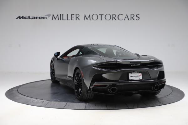 New 2020 McLaren GT Pioneer for sale $247,275 at Maserati of Westport in Westport CT 06880 4