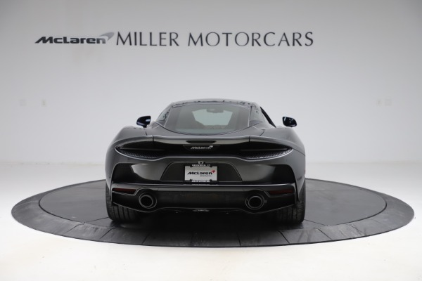 New 2020 McLaren GT Coupe for sale $247,275 at Maserati of Westport in Westport CT 06880 5