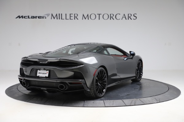 New 2020 McLaren GT Coupe for sale $247,275 at Maserati of Westport in Westport CT 06880 6