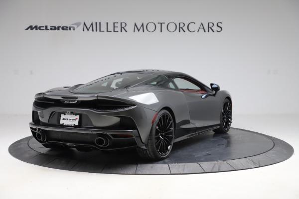 New 2020 McLaren GT Pioneer for sale $247,275 at Maserati of Westport in Westport CT 06880 6