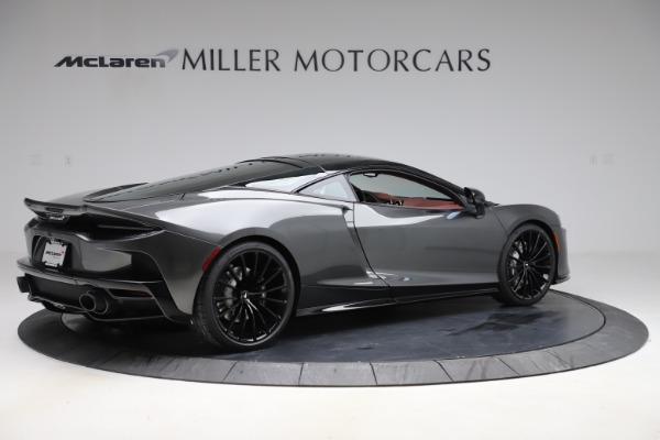 New 2020 McLaren GT Pioneer for sale $247,275 at Maserati of Westport in Westport CT 06880 7