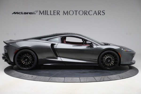 New 2020 McLaren GT Coupe for sale $247,275 at Maserati of Westport in Westport CT 06880 8