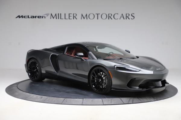 New 2020 McLaren GT Coupe for sale $247,275 at Maserati of Westport in Westport CT 06880 9
