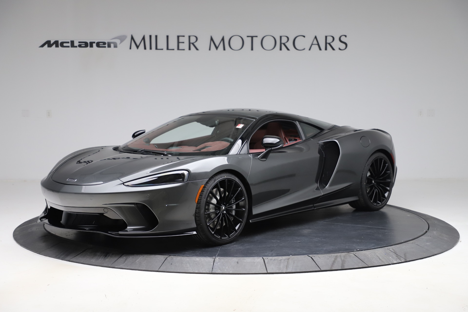 New 2020 McLaren GT Coupe for sale $247,275 at Maserati of Westport in Westport CT 06880 1