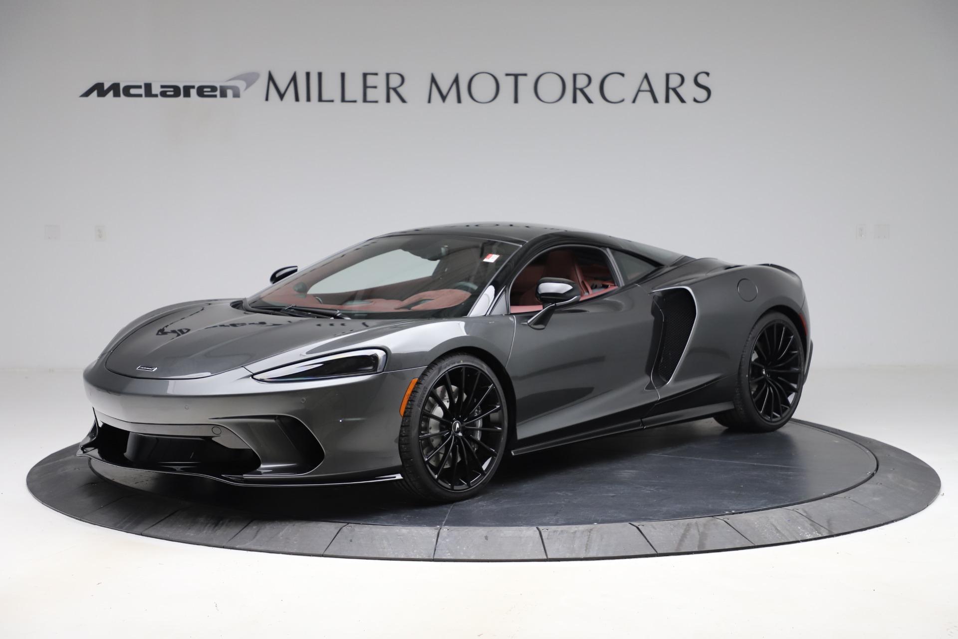 New 2020 McLaren GT Pioneer for sale $247,275 at Maserati of Westport in Westport CT 06880 1