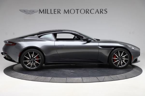 Used 2017 Aston Martin DB11 V12 for sale $141,900 at Maserati of Westport in Westport CT 06880 10