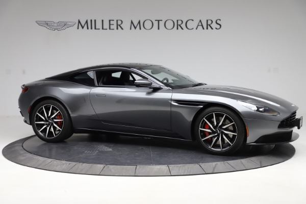 Used 2017 Aston Martin DB11 V12 for sale $141,900 at Maserati of Westport in Westport CT 06880 11