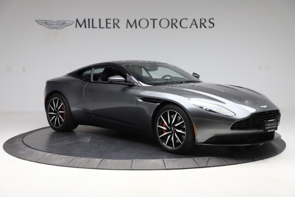 Used 2017 Aston Martin DB11 V12 for sale $141,900 at Maserati of Westport in Westport CT 06880 12