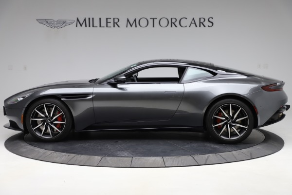 Used 2017 Aston Martin DB11 V12 for sale $141,900 at Maserati of Westport in Westport CT 06880 13