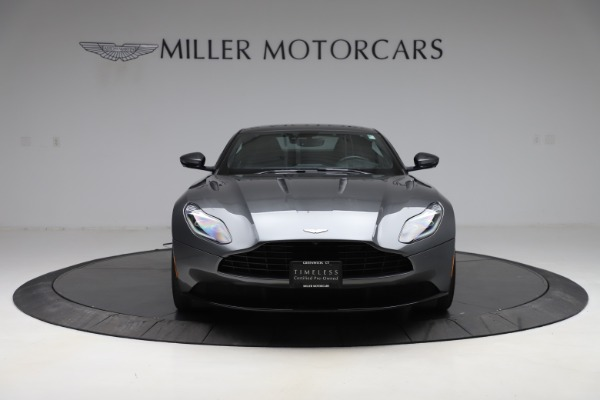 Used 2017 Aston Martin DB11 V12 for sale $141,900 at Maserati of Westport in Westport CT 06880 2