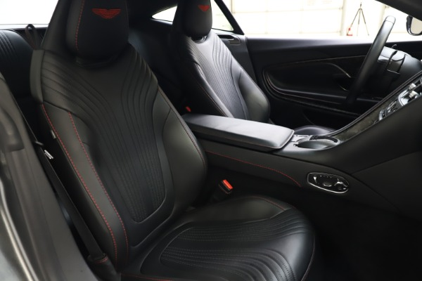 Used 2017 Aston Martin DB11 V12 for sale $141,900 at Maserati of Westport in Westport CT 06880 20