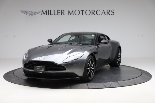 Used 2017 Aston Martin DB11 V12 for sale $141,900 at Maserati of Westport in Westport CT 06880 3