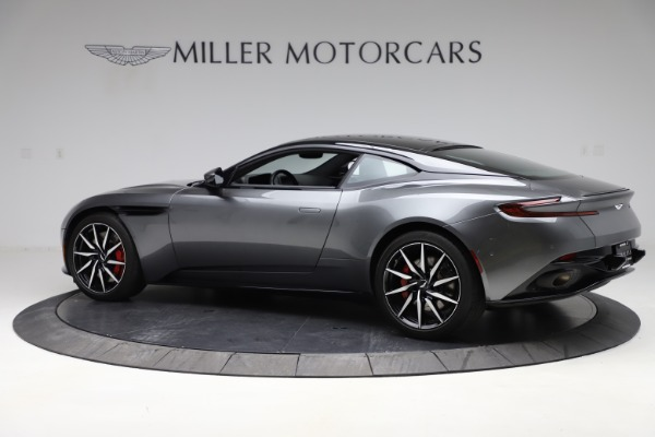 Used 2017 Aston Martin DB11 V12 for sale $141,900 at Maserati of Westport in Westport CT 06880 5