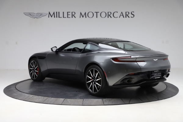 Used 2017 Aston Martin DB11 V12 for sale $141,900 at Maserati of Westport in Westport CT 06880 6