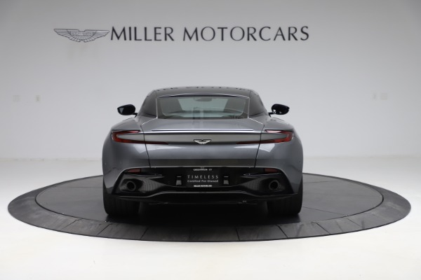 Used 2017 Aston Martin DB11 V12 for sale $141,900 at Maserati of Westport in Westport CT 06880 7
