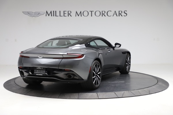 Used 2017 Aston Martin DB11 V12 for sale $141,900 at Maserati of Westport in Westport CT 06880 8