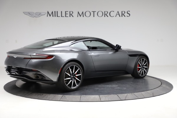 Used 2017 Aston Martin DB11 V12 for sale $141,900 at Maserati of Westport in Westport CT 06880 9