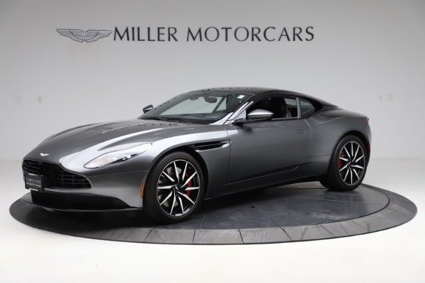 Used 2017 Aston Martin DB11 V12 for sale $141,900 at Maserati of Westport in Westport CT 06880 1