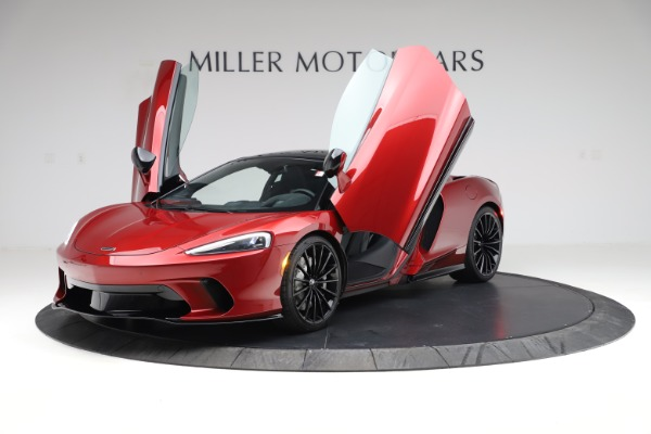 New 2020 McLaren GT Pioneer for sale $249,275 at Maserati of Westport in Westport CT 06880 10