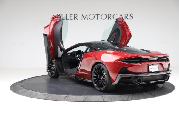 New 2020 McLaren GT Coupe for sale $249,275 at Maserati of Westport in Westport CT 06880 11