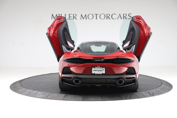 New 2020 McLaren GT Coupe for sale $249,275 at Maserati of Westport in Westport CT 06880 12
