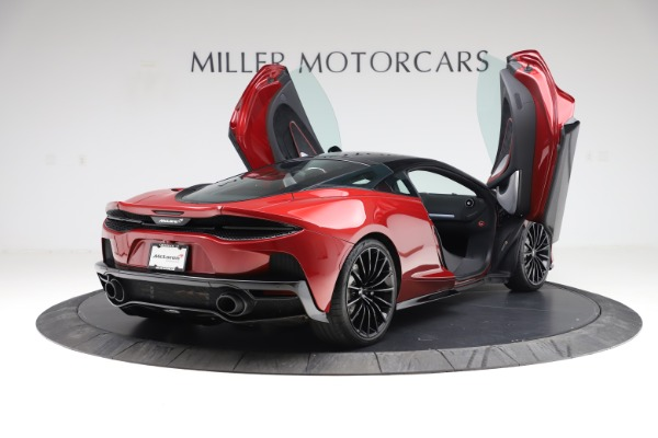 New 2020 McLaren GT Coupe for sale $249,275 at Maserati of Westport in Westport CT 06880 13