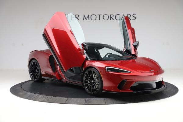 New 2020 McLaren GT Coupe for sale $249,275 at Maserati of Westport in Westport CT 06880 14