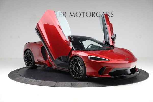 New 2020 McLaren GT Pioneer for sale $249,275 at Maserati of Westport in Westport CT 06880 14
