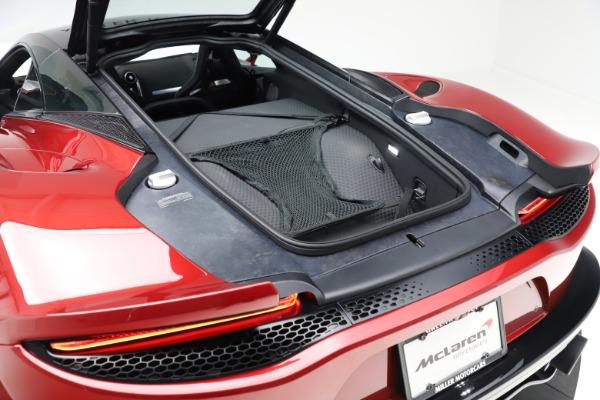 New 2020 McLaren GT Coupe for sale $249,275 at Maserati of Westport in Westport CT 06880 16