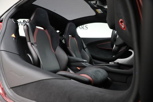 New 2020 McLaren GT Coupe for sale $249,275 at Maserati of Westport in Westport CT 06880 17