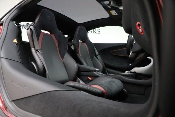 New 2020 McLaren GT Pioneer for sale $249,275 at Maserati of Westport in Westport CT 06880 17