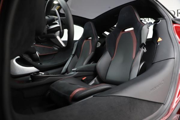 New 2020 McLaren GT Coupe for sale $249,275 at Maserati of Westport in Westport CT 06880 19