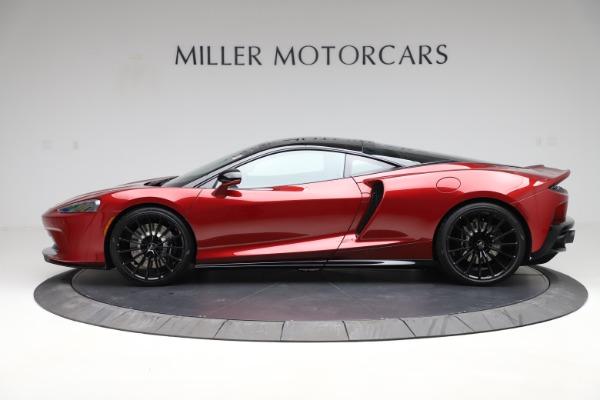 New 2020 McLaren GT Coupe for sale $249,275 at Maserati of Westport in Westport CT 06880 2