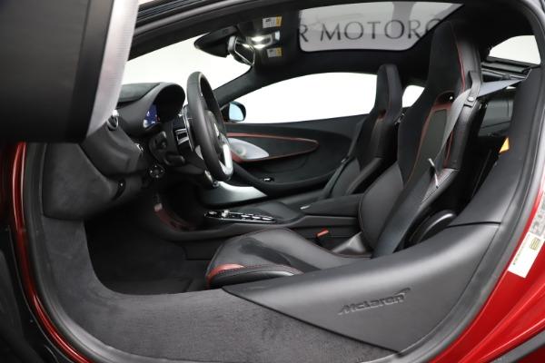 New 2020 McLaren GT Coupe for sale $249,275 at Maserati of Westport in Westport CT 06880 20