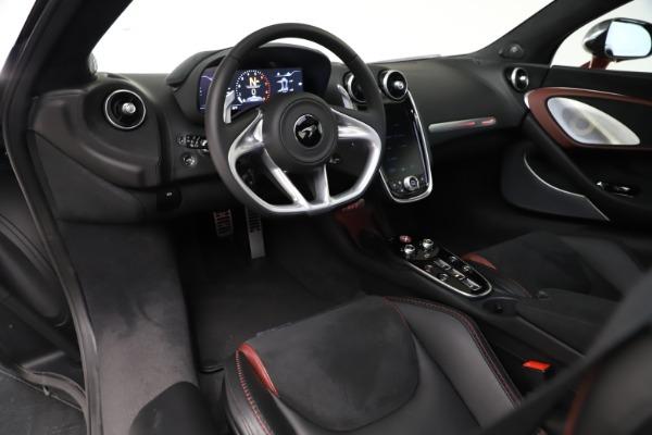 New 2020 McLaren GT Coupe for sale $249,275 at Maserati of Westport in Westport CT 06880 21