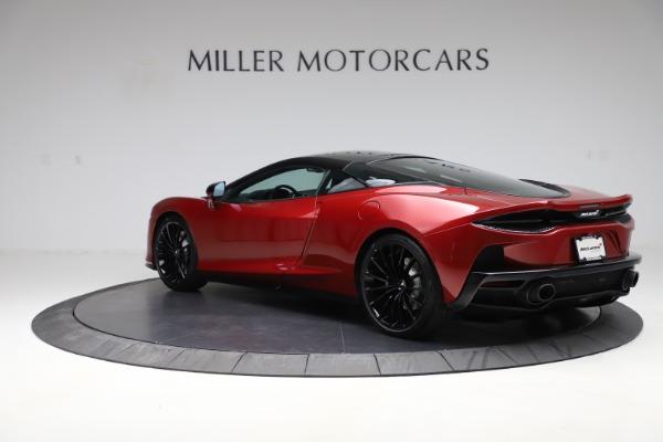 New 2020 McLaren GT Coupe for sale $249,275 at Maserati of Westport in Westport CT 06880 3
